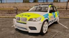 BMW X5 City Of London Police [ELS] для GTA 4