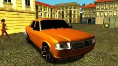 ГАЗ 31029 Волга Оранжевый для GTA San Andreas