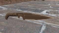 Нож MW3 для GTA 4