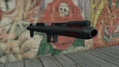 Ракетная установка из Star Wars для GTA San Andreas