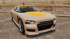 GTA V Bravado Buffalo Supercharged