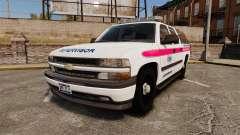 Chevrolet Suburban 2003 AMR [ELS]