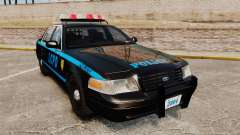 Ford Crown Victoria 1999 LCPD для GTA 4