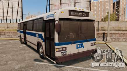 MCI Classic TC40-102A 1988 Liberty City для GTA 4