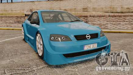 Opel Astra Coupe OPC Road Edition для GTA 4