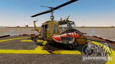 Bell UH-1 Iroquois v2.0 Gunship [EPM] для GTA 4