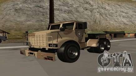 GTA V Barracks Semi для GTA San Andreas