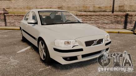 Volvo S60R для GTA 4