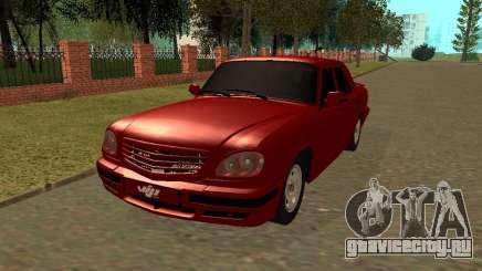 ГАЗ 31105 Волга Мафия для GTA San Andreas