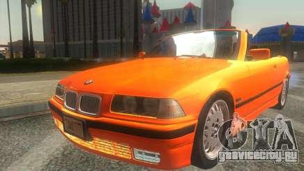 BMW 325i E36 Convertible 1996 для GTA San Andreas