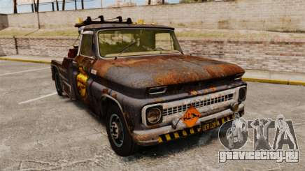 Chevrolet Tow truck rusty Stock для GTA 4