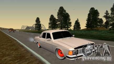 ГАЗ 3102 Stance для GTA San Andreas