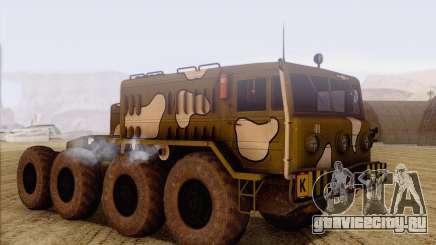 МАЗ 535 Корова для GTA San Andreas