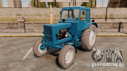 Трактор МТЗ-80 для GTA 4