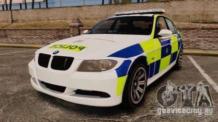 BMW 330i Hampshire Police [ELS] для GTA 4