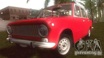 Fiat 124 для GTA San Andreas