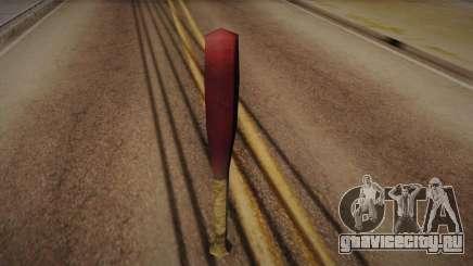 Бита из Max Payne для GTA San Andreas