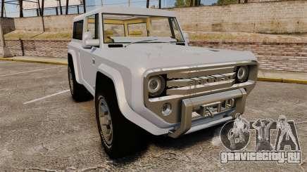 Ford Bronco Concept 2004 для GTA 4