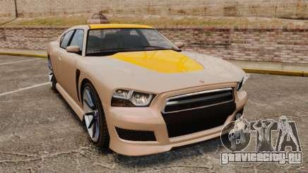 GTA V Bravado Buffalo Supercharged для GTA 4