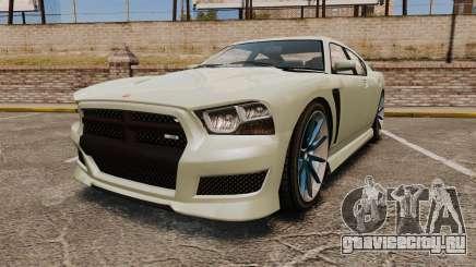 GTA V Bravado Buffalo STD8 v2.0 для GTA 4