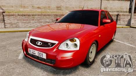 ВАЗ-2170 Dubai для GTA 4