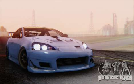 Honda Integra для GTA San Andreas