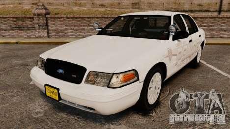Ford Crown Victoria Traffic Enforcement [ELS] для GTA 4