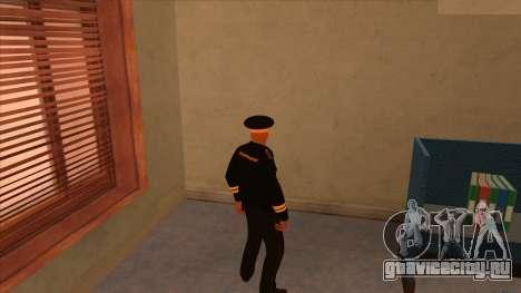 Скины полиции и армии для GTA San Andreas второй скриншот