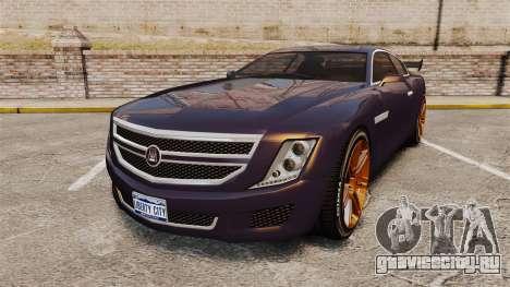 GTA V Albany Alpha v2.0 для GTA 4