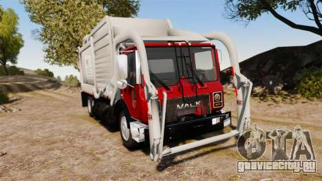 Mack MR 688S Front Load 2000 для GTA 4