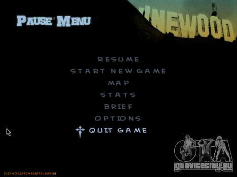 C-HUD by Powwer для GTA San Andreas четвёртый скриншот