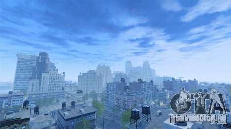 Погода Северного полюса для GTA 4 третий скриншот