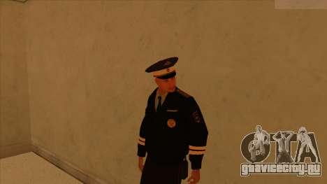 Скины полиции и армии для GTA San Andreas десятый скриншот