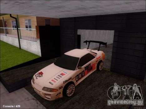 Nissan Skyline GTR R32 для GTA San Andreas