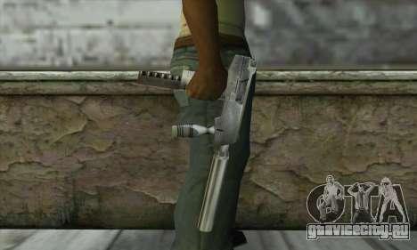 SMG из Counter Strike для GTA San Andreas третий скриншот