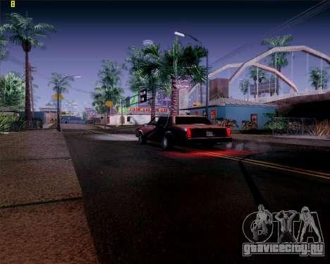 ENB HD CUDA 2014 v.3.5 Final для GTA San Andreas пятый скриншот