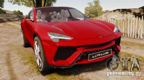 Lamborghini Urus LP840 2015 для GTA 4
