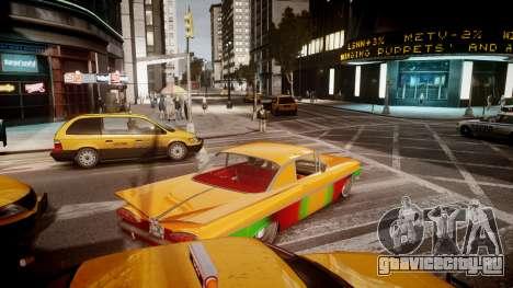 Chevrolet Impala для GTA 4 вид справа