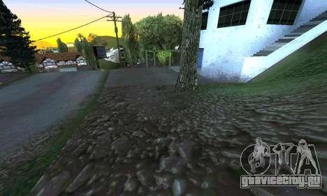 ENBseries для мощных ПК для GTA San Andreas второй скриншот