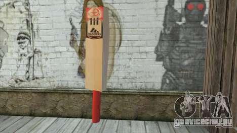 Adidas Cricket Bat для GTA San Andreas второй скриншот