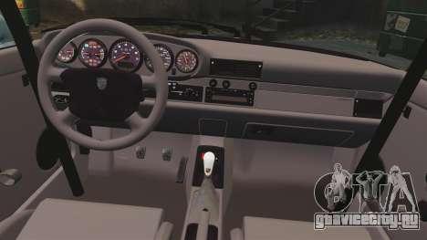 Porsche 993 GT2 1996 v1.3 для GTA 4 вид сбоку