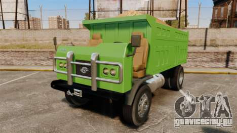 Si Buxiang Truck для GTA 4