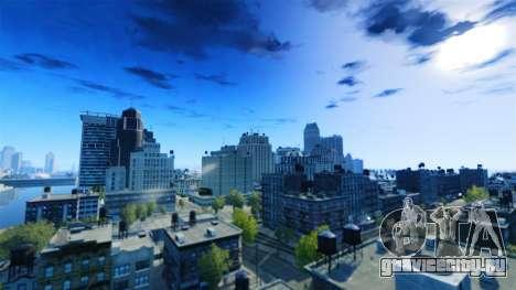 Погода Северного полюса для GTA 4