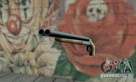 Обрез для GTA San Andreas