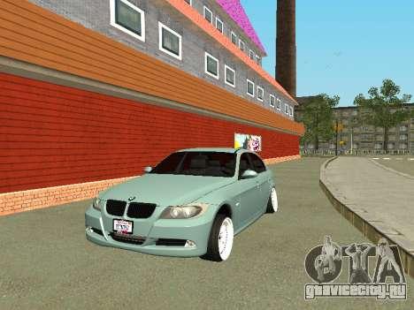 BMW M3 E90 для GTA San Andreas