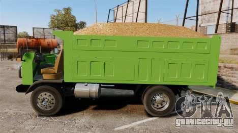 Si Buxiang Truck для GTA 4 вид слева