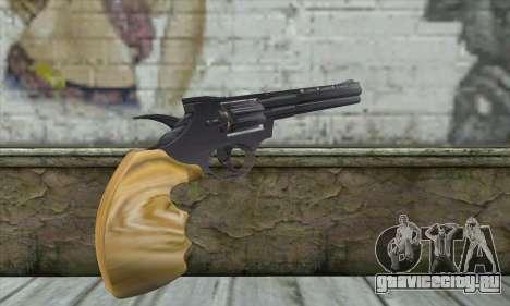 Black 44Magnum для GTA San Andreas второй скриншот