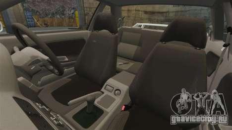 Nissan Onevia S13 [EPM] для GTA 4 вид сверху