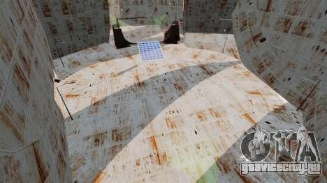 Двухэтажная арена для гонок на разрушение v2.0 для GTA 4