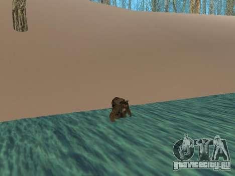 Рюкзак 2.0 для GTA San Andreas третий скриншот
